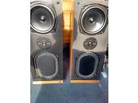 Kef Calinda hi fi speakers