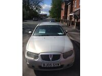 rover 75 diesel 2 litre 05 plate, mot oct. £500 reduced price read ad