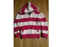 Ralph Lauren hooded cardigan 24 months