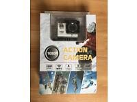 Brand new Action Camera 1080P including accessories