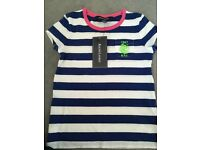 Brand new genuine Ralph Lauren age 4 top girls