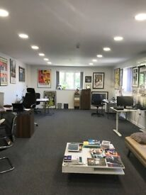 Office to Rent Central Harpenden with onsite parking