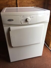 Tumble dryer (vented) CAN DELIVER