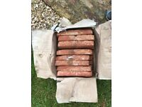 Brick Slips from Victorian Reclaimed Stock