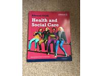 Edexcel gcse health and social care Revision guide
