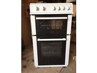 Freestanding Logik gas cooker
