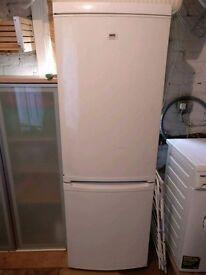 Tall Zanussi Fridge Freezer