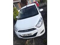 Hyundai i10 active 2012 5dr PRICE DROP WILL TAKE £2600 ONO IF GONE BY THURSDAY