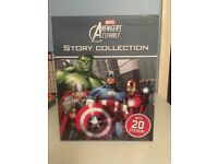 Avengers story book collection