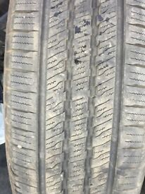 265/65 r16 inch 4x4 tyres