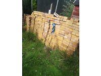 2,000+ unused bricks for only £750