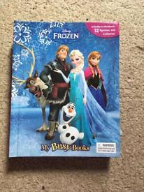 My Busy Books Disney Frozen