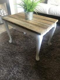 Rustic Farmhouse style Coffee Table