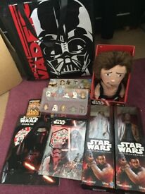 Large Star Wars toy bundle