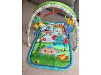 Fisher Price floor mat gym