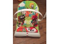 Fisher Price Baby Bouncing chair