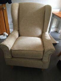 M&S Armchair