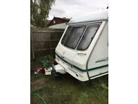 Swift 4 berth with motor movers