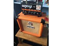 Orange Micro Dark Stack