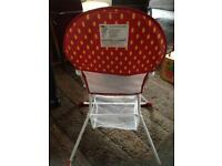 Mothercare high baby chair