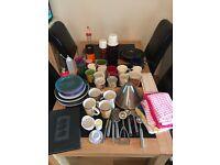 Bundle of kitchen utensils