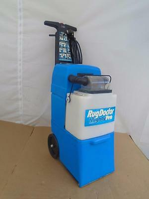Slight RUGDOCTOR MIGHTY PRO RUG SHAMPOO CLEANER MODEL MP-C2D ((