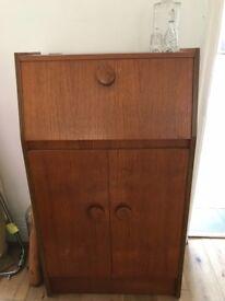 Vintage drinks cabinet