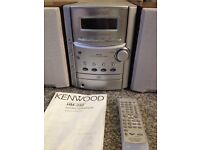 kenwood hifi system HM-332 with remote