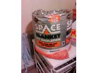 2 x Space Blanket insulation