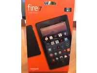 Kindle Fire 7 with Alexa 8gb Black