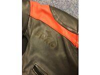Motorbike Jacket with Armour