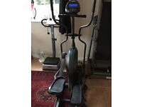 Vision fitness elliptical trainer (cross trainer) x1500