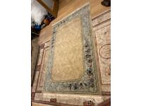Turkish rug - imported from Middle East - great condition - £125