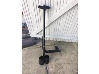 MOBILITY SCOOTER WALKING STICK HOLDER
