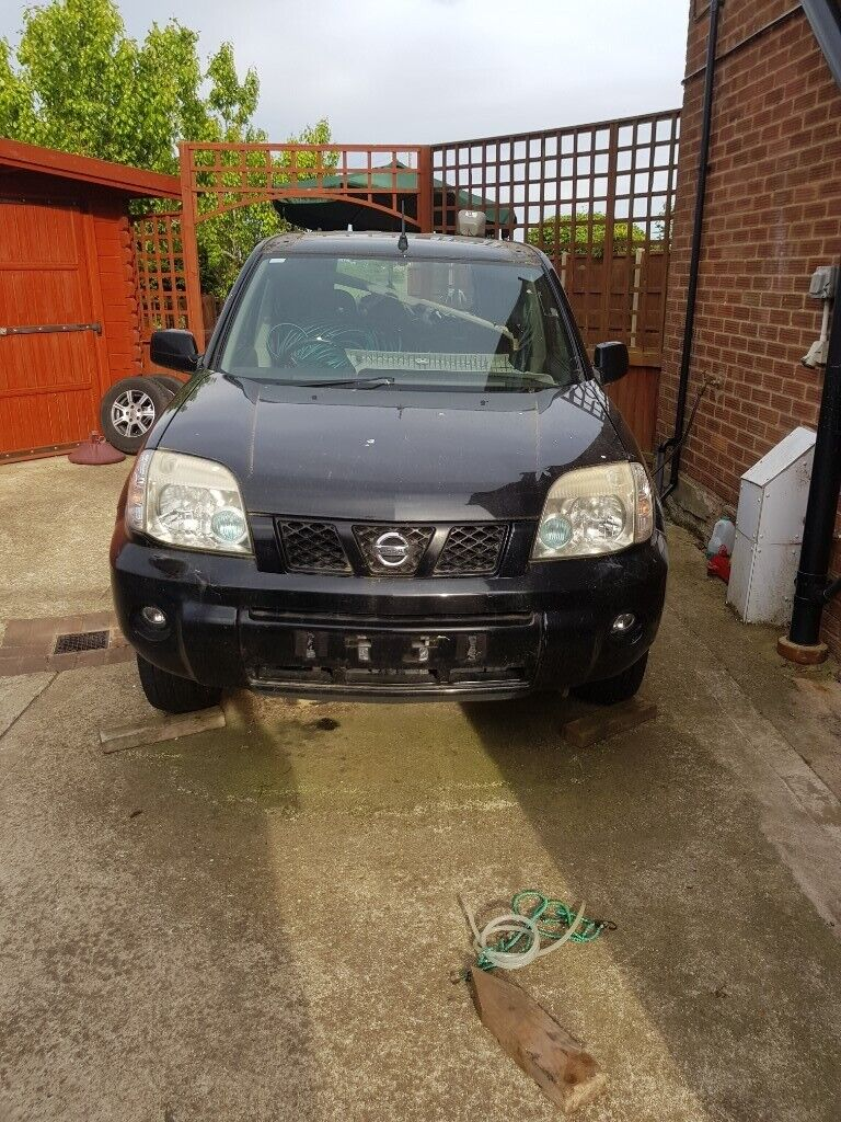 Nissan X Trail For Spares