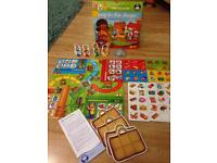 Orchard Toys Pop to the Shops board game