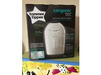 Tommee Tippee Sangenic Tec Nappy bin new in box