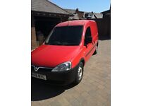 Low miles very cheap 2008 Vauxhall combo 1.3cdti 1 owner NO VAT
