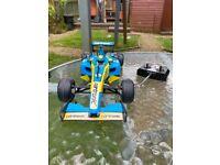Racing Car Formula 1