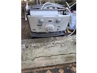 Worcester boiler for spares