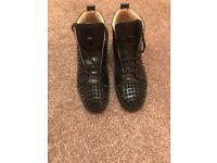 Men's size 11 - Christian Louboutin hightop shoes