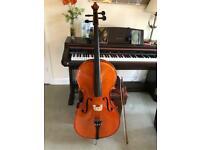 Full size Stentor cello