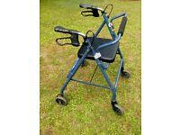 disabled wheeled walker