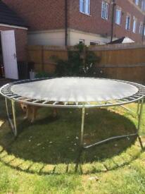 12ft trampoline