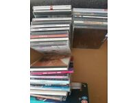 Various CD's and DVD's 2 for £1