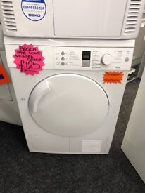 BOSCH 8KG VENTED TUMBLE DRYEE