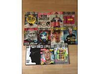 Wired Magazines - Bundle of 11 (Mar 2011 to Feb 2012)