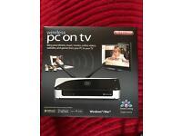 Sitecom pc on tv