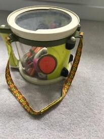 Musical instrument drum set