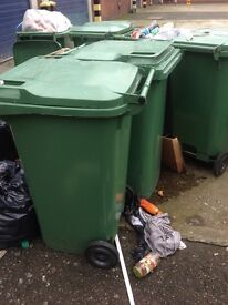 Rubbish wheelie bins for sale can deliver your wheely bin today.